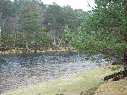 Upper Dee - Beat de Crathie - Balmoral